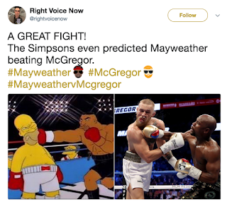 McGregor Mayweather Fight Memes