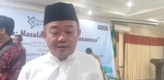 Muhammadiyah Apresiasi Permintaan Maaf Nadiem Makarim, Tapi...