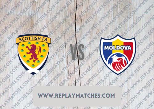Scotland vs Moldova -Highlights 04 September 2021
