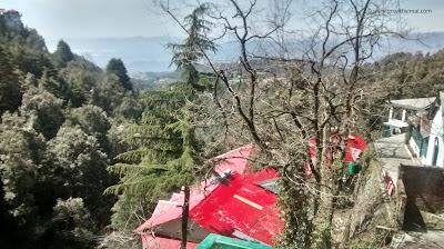 Picturesque view of Dalhousie
