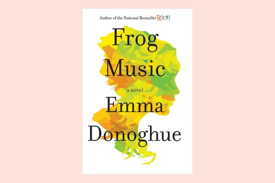 frog music emma donoghue