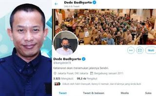 Anies Positif Corona, Komisaris BUMN yang Juga Relawan Jokowi Ini Ajak Warga DKI Bersyukur