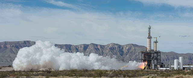 Latest news Blue Origin plans to Launch Humans into Space by 2017