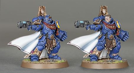 New Painted Primaris Models Spotted