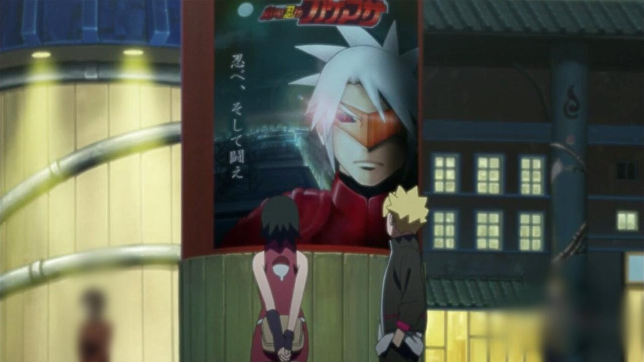 Kisah Kagemasa Menggambarkan Masa Depan Boruto?   Anime Sekai