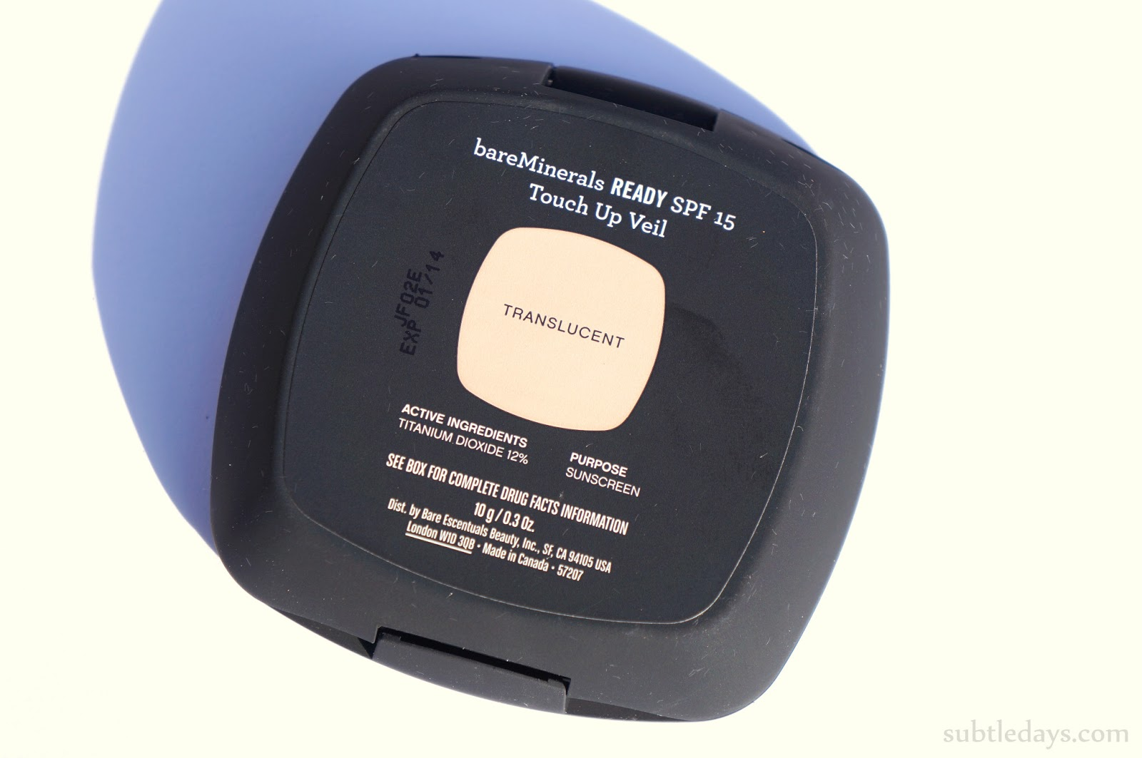 Ready Touch Up Veil by bareMinerals #21
