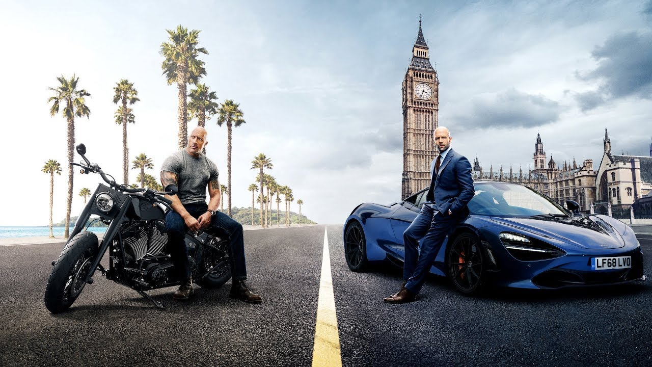 Fast & Furious Presents: Hobbs & Shaw (2019 film) | Universal Pictures