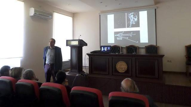 Eventos de Astronomía y Astrofísica en Armenia 2020