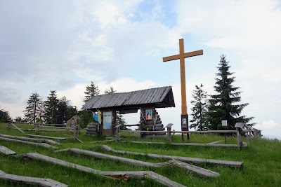 Szałasowy Ołtarz na Hali Turbacz