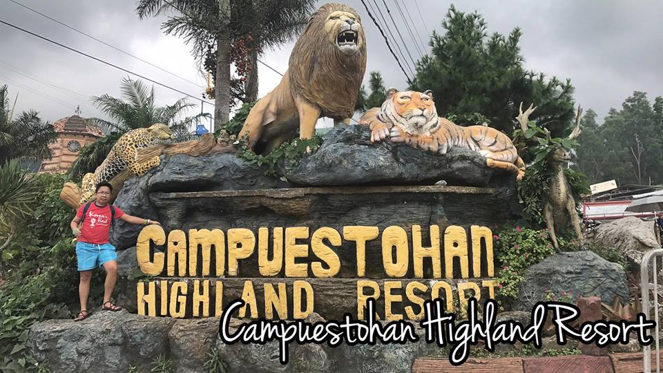 campuestohan highland resort facebook fan page