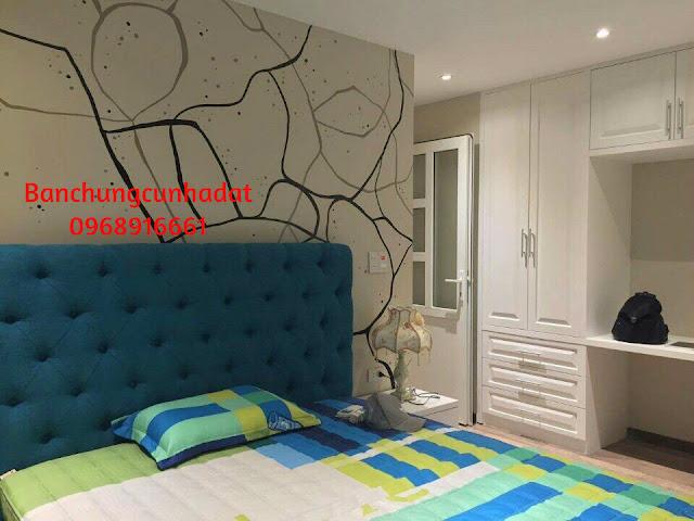 Penthouse - Phòng ngủ Master Thiết kế hiện đại
