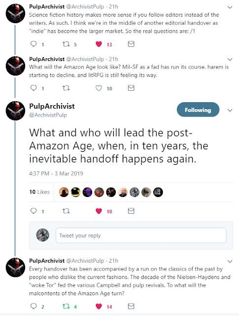 Post-Amazon Age