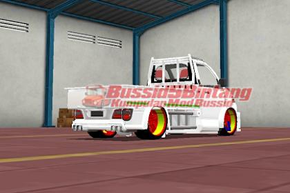 Mod Budsid Suzuki APV Modifikasi