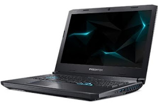 Laptop ACER i9 Helios 500