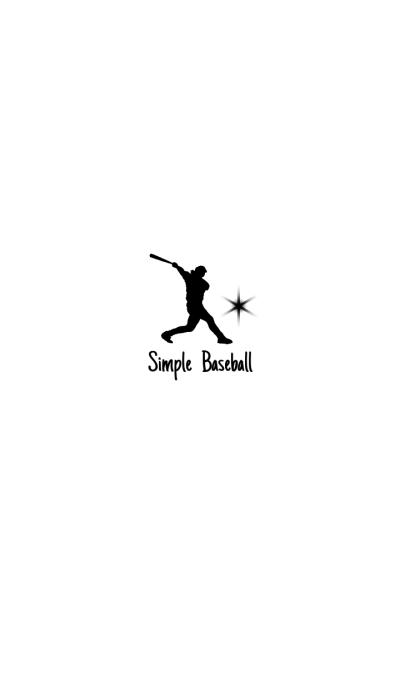 Simple Baseball simple is best
