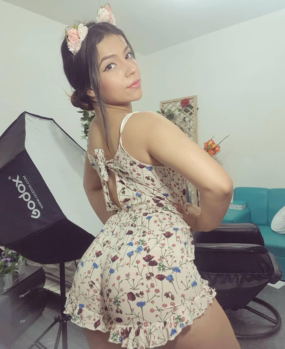 Aida Cortes Porno pack y videos intimos perdidos de youtuber aida cortes