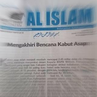 Al-Islam edisi 774, 18 Dzulhijjah 1436 H – 2 Oktober 2015 M