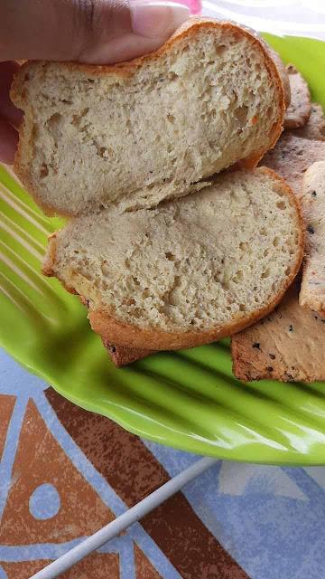 خبز كايزر كيتونى