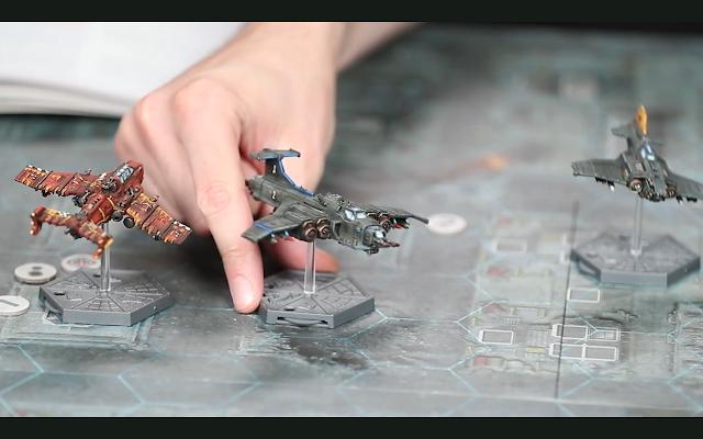 Dogfight Aeronautica Imperialis