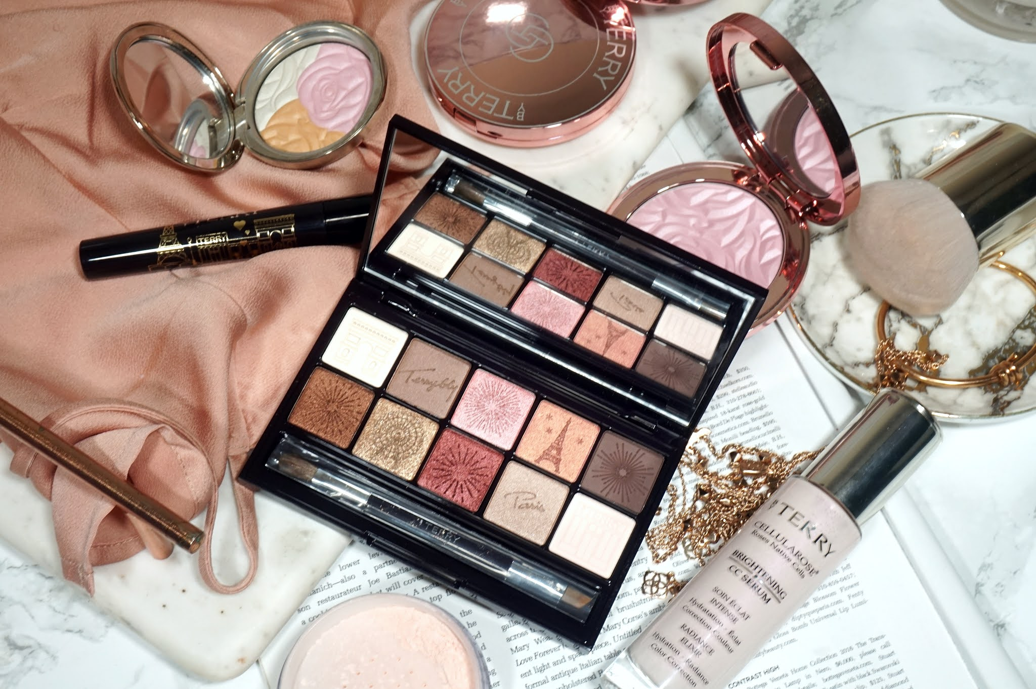 By Terry V.I.P. Expert Palette Paris Mon Amour Review and Swatches