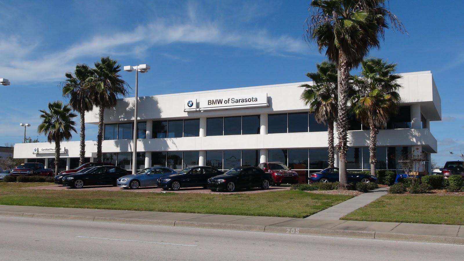 Sarasota Car Dealerships >> Bmw Of Sarasota Morgan Auto Group