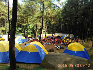 GUNUNG PANCAR CAMPING GROUND
