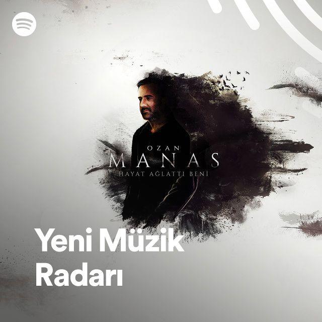 Yeni Müzik Radarı (spotify) Ekim 2021 indir