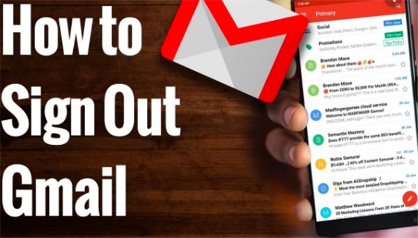 How to Sign Out Gmail