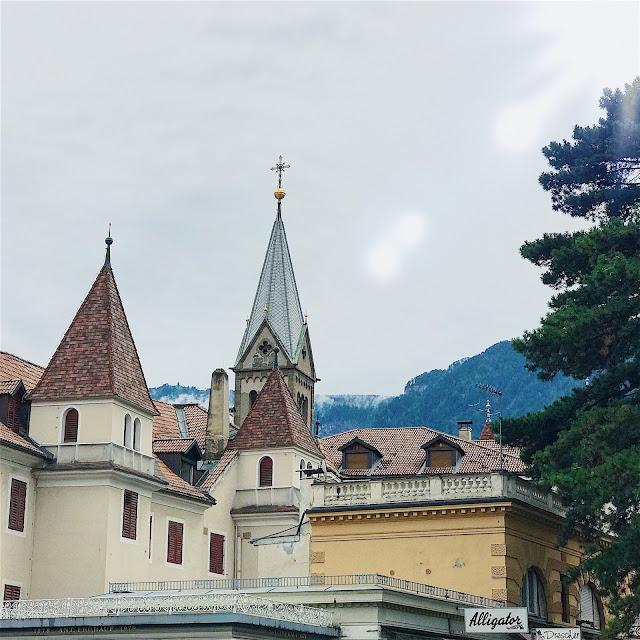 promenade di meran sud tyrol
