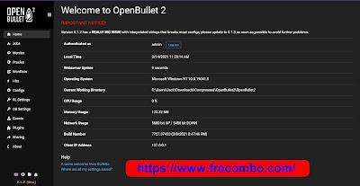 OPENBULLET 2 BY RURI 2021 V0.1.0(BETA)