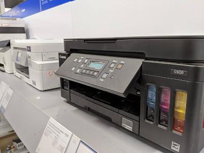 rellenar los cartuchos de impresoras Canon
