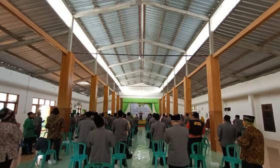 Pengukuhan dan Pembinaan Penyuluh Agama Islam Non PNS Priode 2020/2024 di Lingkungan Kantor Kementerian Agama Kabupaten Tuban.