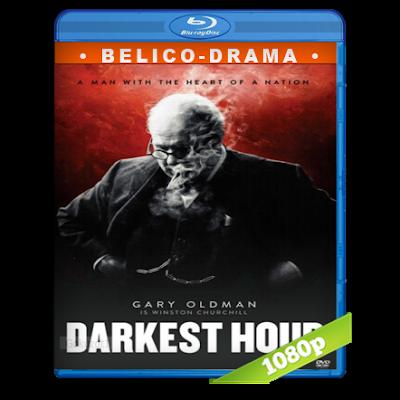 Las Horas Mas Oscuras (2017) BRRip Full 1080p Audio Trial Latino-Castellano-Ingles 5.1