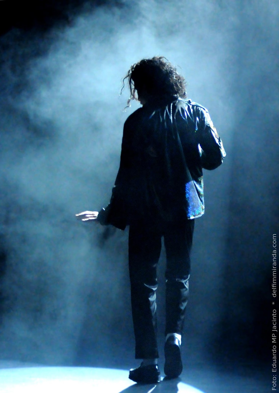 Delfim Miranda - Michael Jackson Tribute - Stage performance