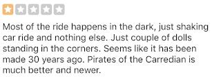 Funny Yelp Review Indiana Jones Adventure Disneyland