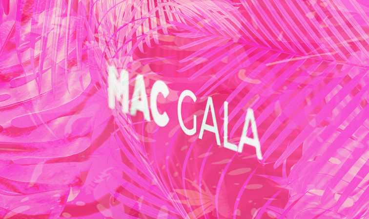 Retropical Inspirations for the MAC Gala 2020.