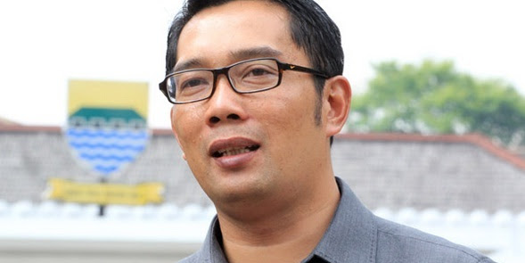 Ridwan Kamil Tidak Mempermasalahkan Jika Dirinya di Pasangkan Dengan Aceng Fikri