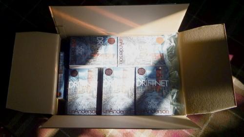 Driftnet Paperback