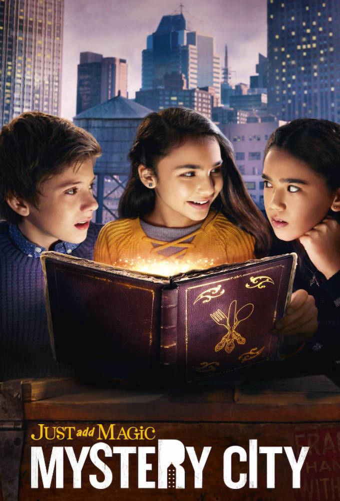 Just Add Magic: Mystery City 2020 S01 Hindi Complete AMZN Series 2GB HDRip Download
