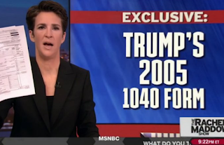 Rachel Maddow's Tax Return Show Attracts 4 Million Viewers, Her Biggest Audience