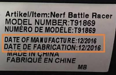 Có Nên Mua Xe Đồ Chơi 4 Bánh Nerf Battle Racer 3