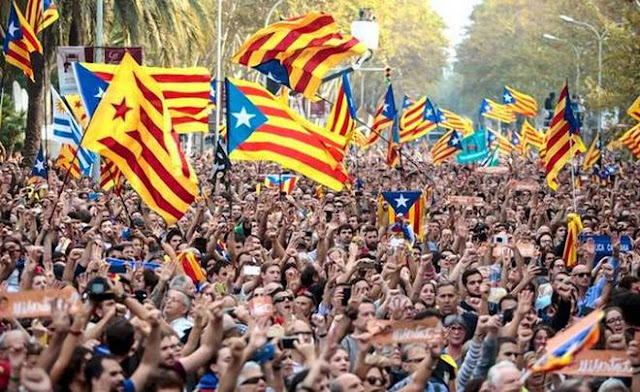 Spain Grabs Control Of Catalonian Government