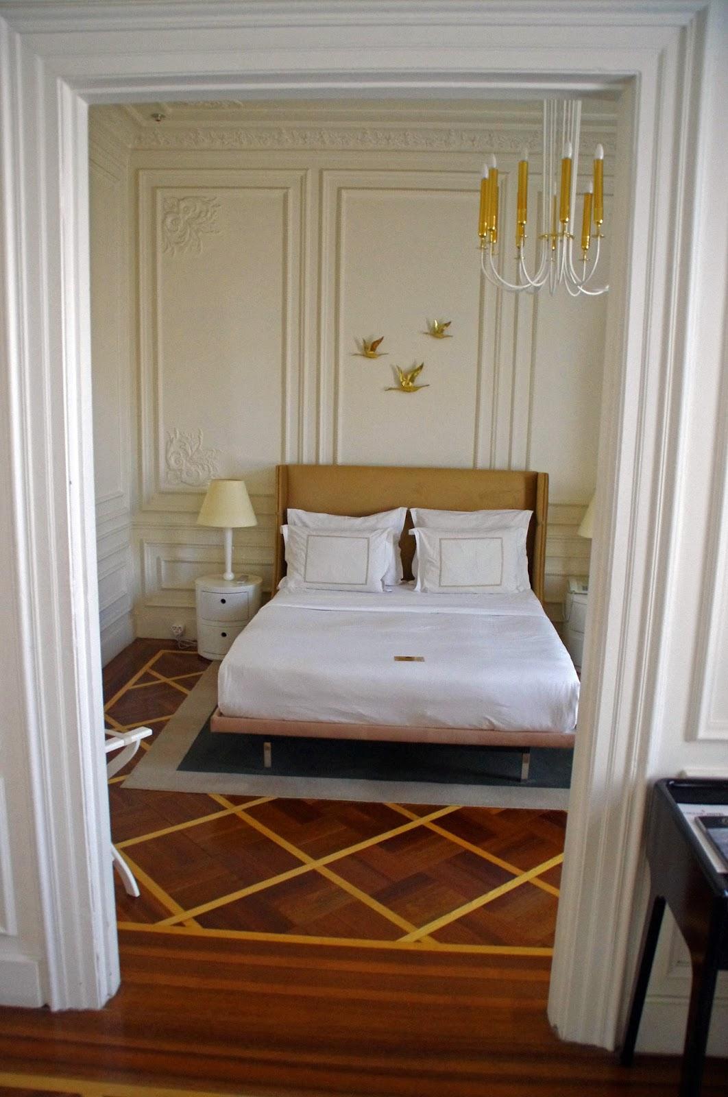 House Hotel Galatasaray Bedroom