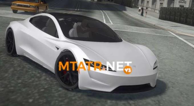 MTA SA Tesla Motors Roadster