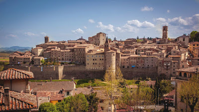 The 38 most beautiful villages in Tuscany