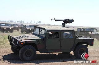100 HMMWV marines