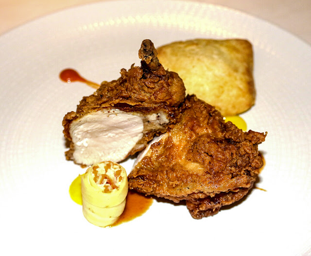 Bar Volver - Organic Fried Chicken