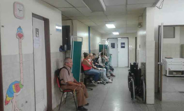 Pacientes del hospital Fundahosta en Táchira denunciaron falta de insumos