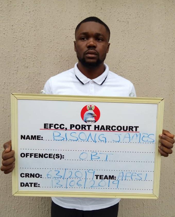 Fake EFCC employment officer sent to prison custody