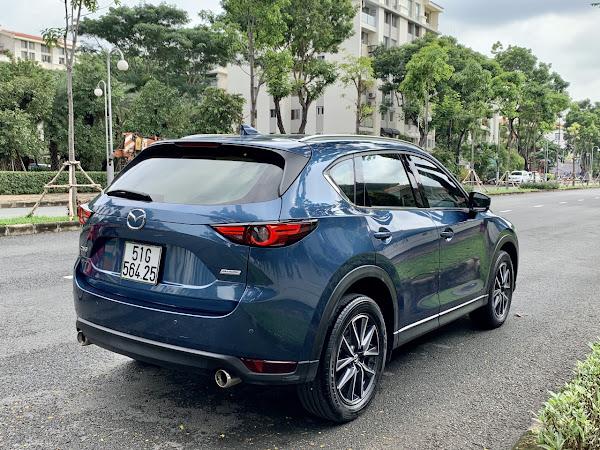 z2126669068125 f23727f5b429726392a2dfb91a8c5568 Mazda CX 5 2.0L sx 2018 một đời chủ duy nhất, mới đi được 35.000km